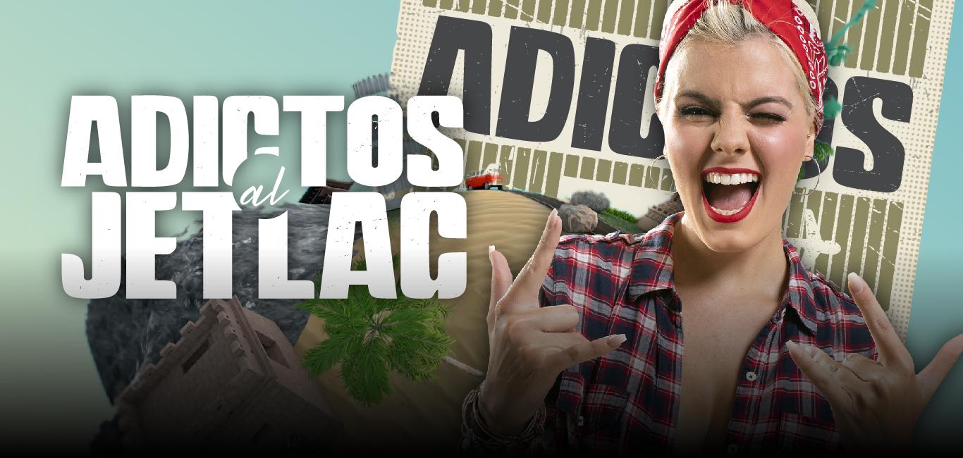 Adictos al Jetlag // Trailer